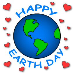 CLIP ART - Earth Day Related