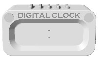 Free Clip Art of Digital Clocks and Time